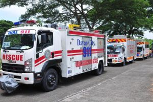 davao philippine duterte ambulance