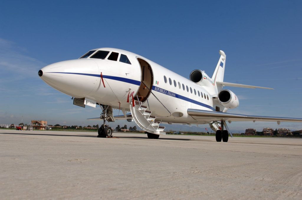 Falcon 900ex AM