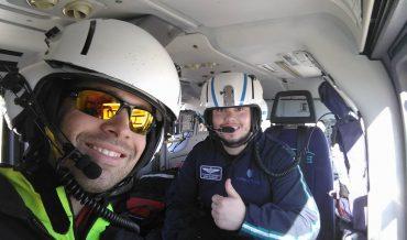 U.S. Flight Nursing experienced by an European Professional: the Fly-Along Program