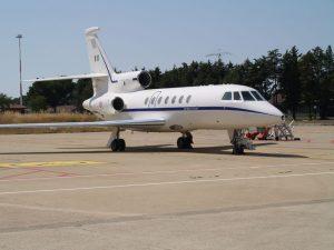 VC-50 Falcon 50