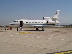 VC-900B Falcon 900
