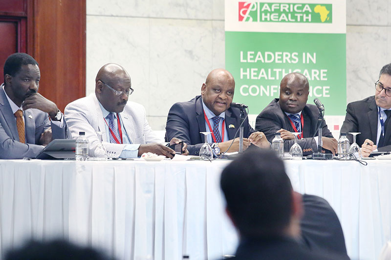 Discovering the AfricaHealth Exhibition and Congress 2018