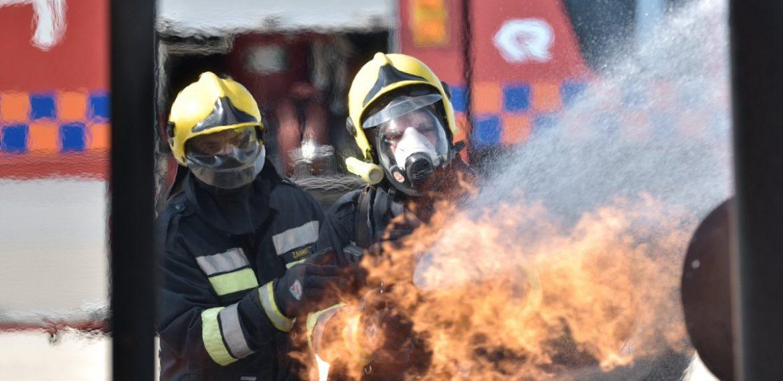Emergency Plan: Fire Contingency Planning in Airport Terminal Buildings
