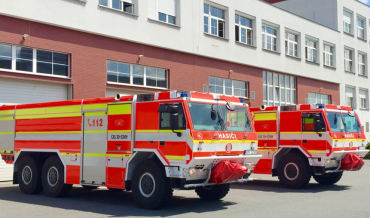 #PODCAST: Fire management and prevention by the Fire Rescue Brigade of Moravian-Silesian Region