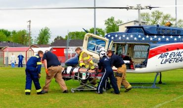 Does we have to face an expensive revolution of the Ambulance Helicopter Services?