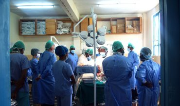When no one anaesthetist is available -The ESM ketamine pathway in Africa, a podcast with dr. Sebastian Suarez