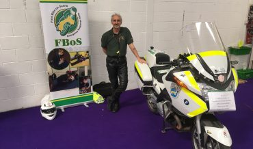 Rodge Byrne: FBOS – Emergency response skills for motorcyclists in case of road accident