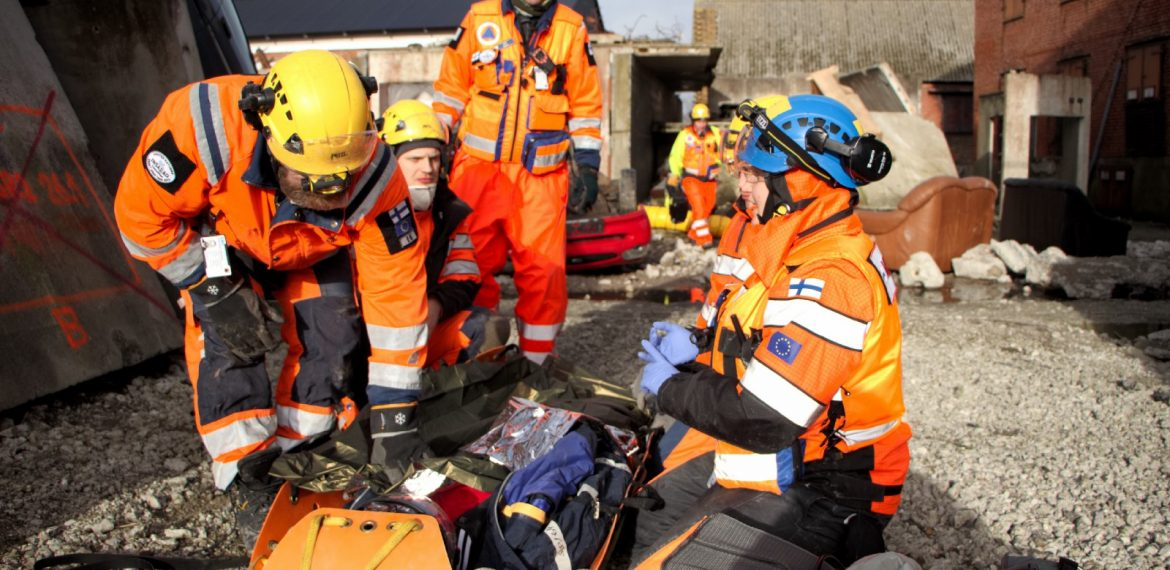SAYSO – Discovering the new European network for Civil Protection
