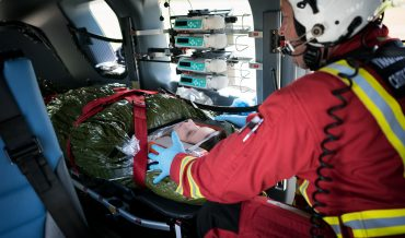 How a paediatric HEMS works? Needs and peculiarities from the Wales Air Ambulance Service